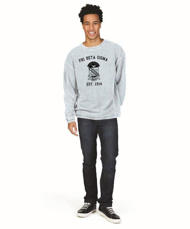 Phi Beta Sigma Camden Crew Neck Sweatshirt