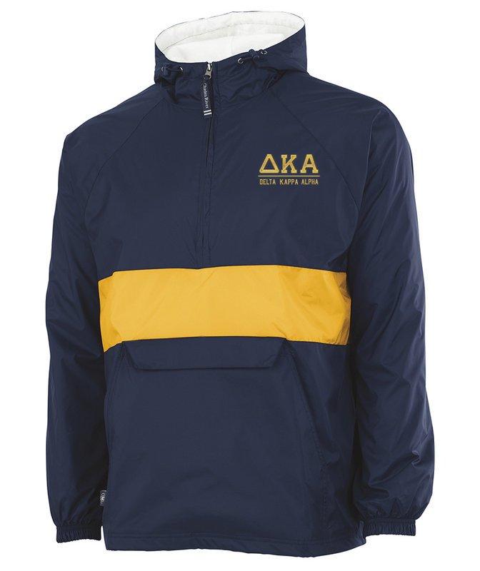 Delta Kappa Alpha  Greek Letter Anoraks