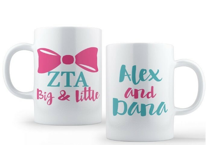 Big & Little Coffee Mug