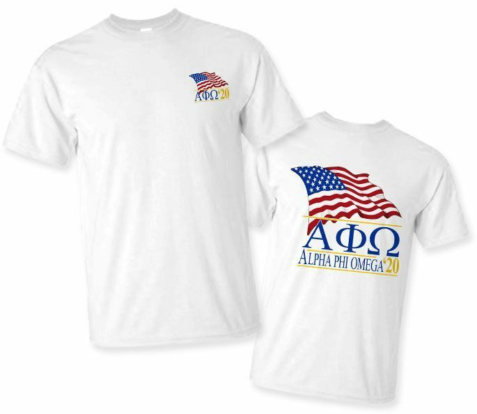 Alpha Phi Omega Patriot Limited Edition Tee
