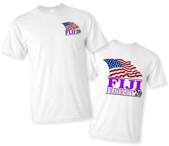 FIJI Fraternity Patriot Limited Edition Tee