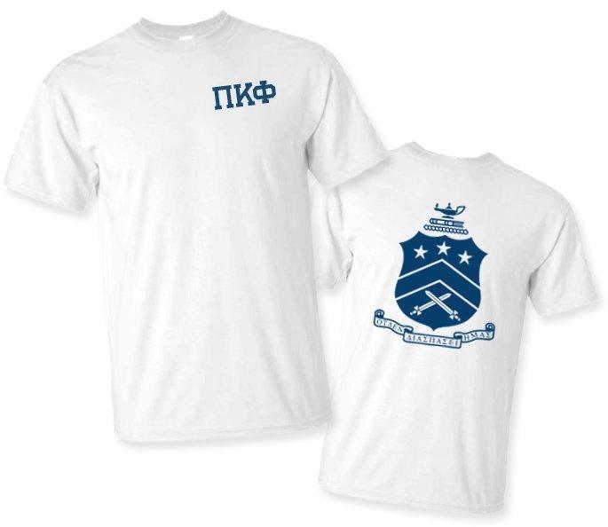 Pi Kappa Phi World Famous Crest - Shield Tee