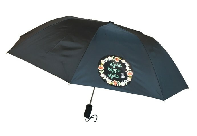 Sorority Floral Umbrella