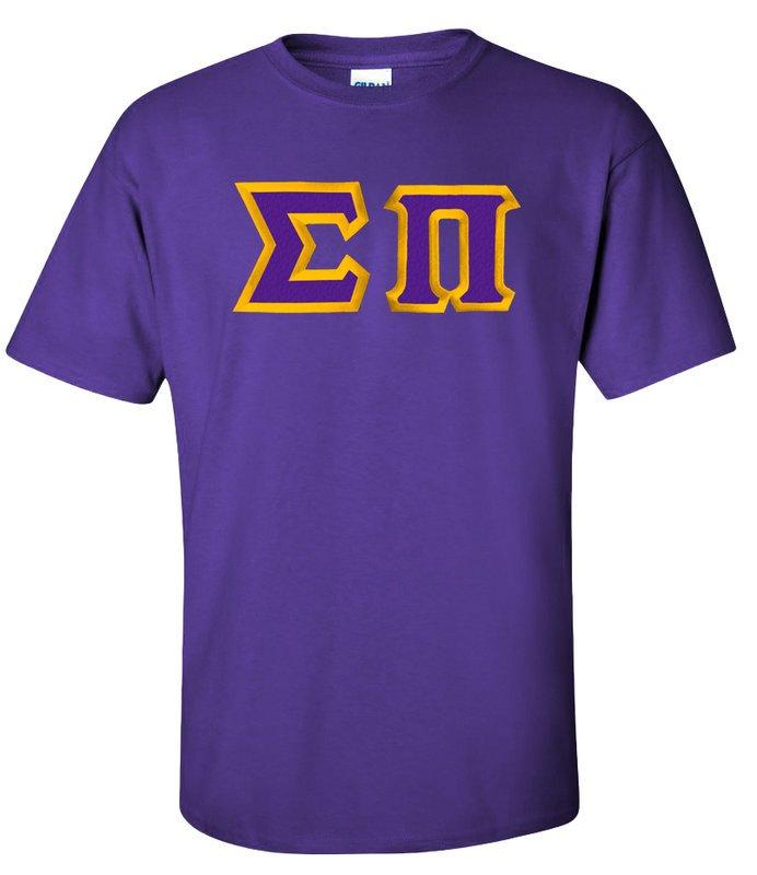 Sigma Pi Custom Twill Short Sleeve T-Shirt