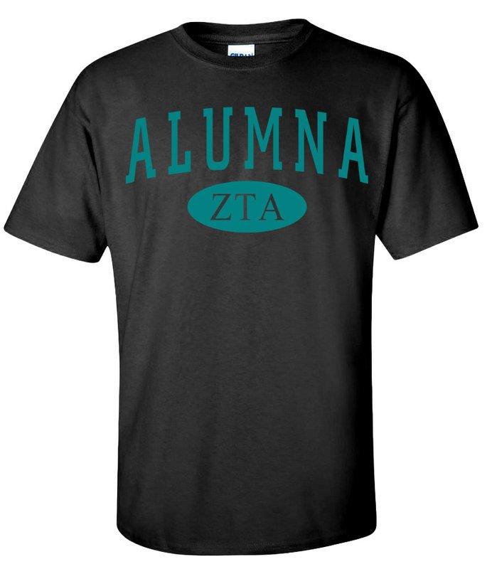 Zeta Tau Alpha Alumna Tee-Shirt