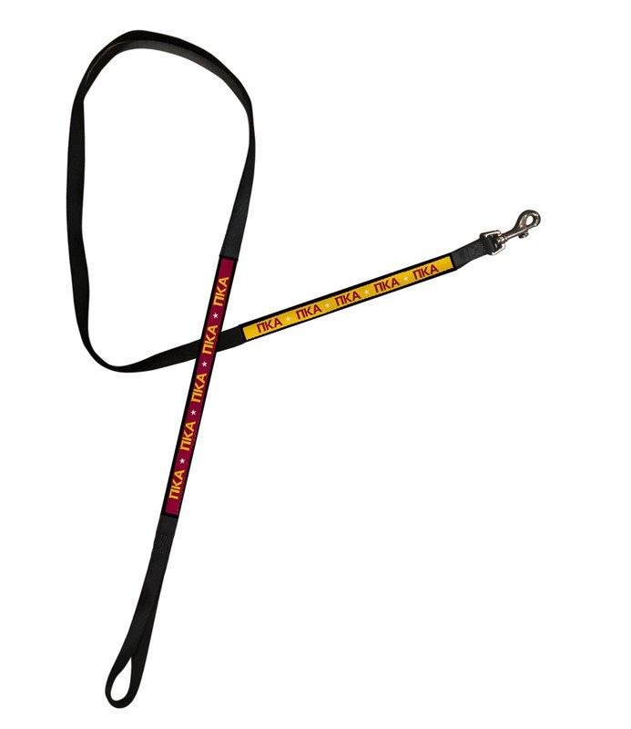 Pi Kappa Alpha Long Dog Leash