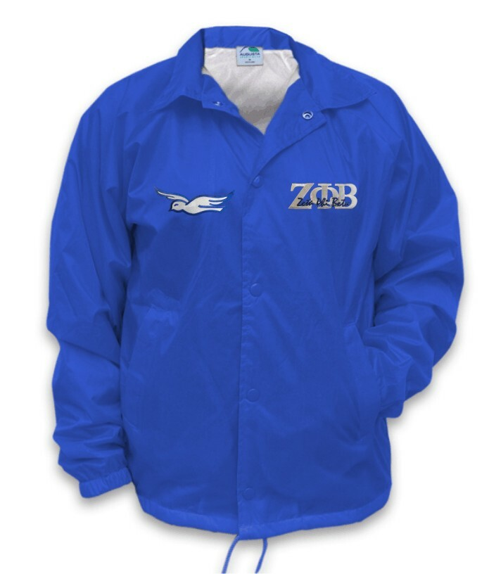Zeta Phi Beta Crossing / Line Jacket