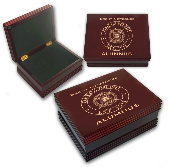 Fraternity & Sorority Alumni / Alumna Keepsake Box