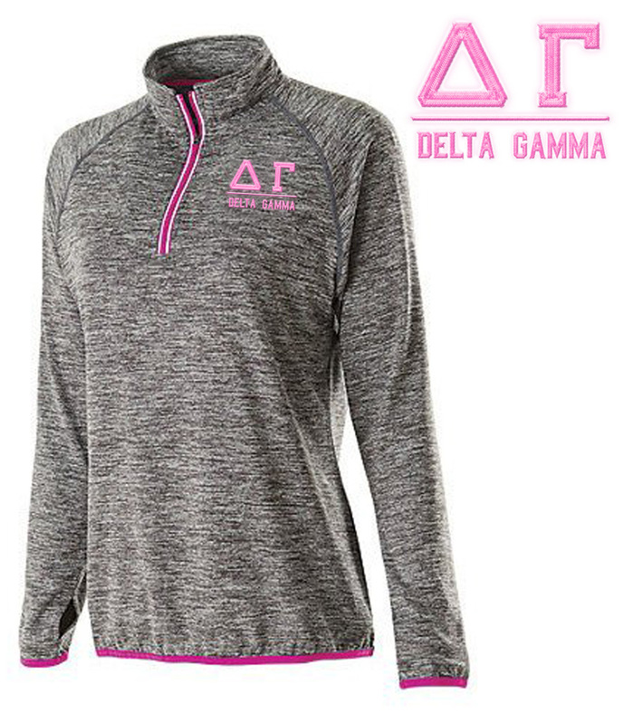 Delta Gamma Force Training Top