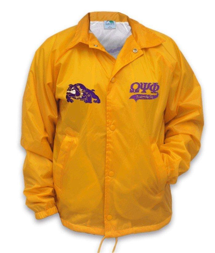 "Omega Psi Phi ""Omega"" Jacket"