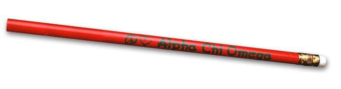 Alpha Chi Omega Pencils