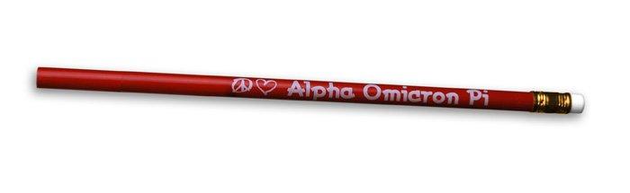 Alpha Omicron Pi Pencils