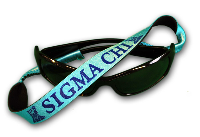 Fraternity Croakies & Sorority Croakies