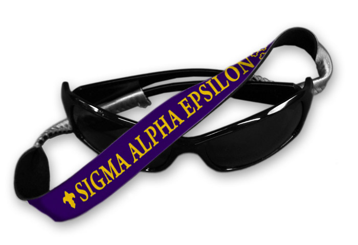 Sigma Alpha Epsilon Croakies