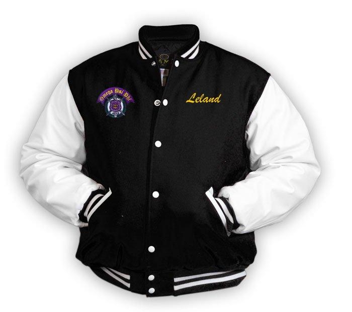 Greek Varsity Jacket