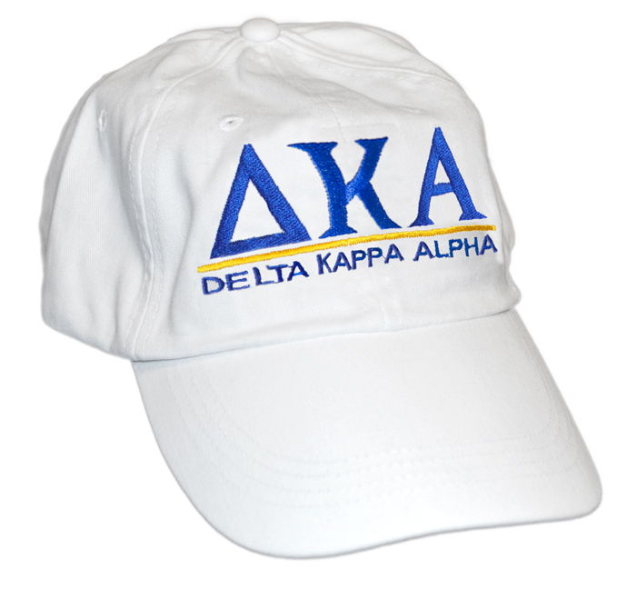 Delta Kappa Alpha World Famous Line Hat