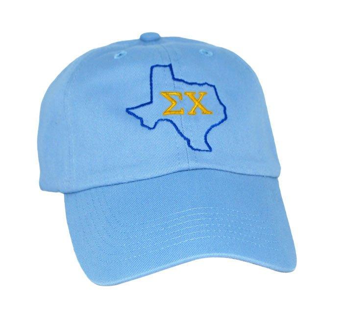 "Greek ""Home"" Hat"
