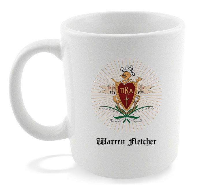 Pi Kappa Alpha Coffee Mug