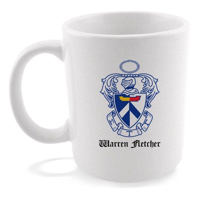Sigma Tau Gamma Coffee Mug