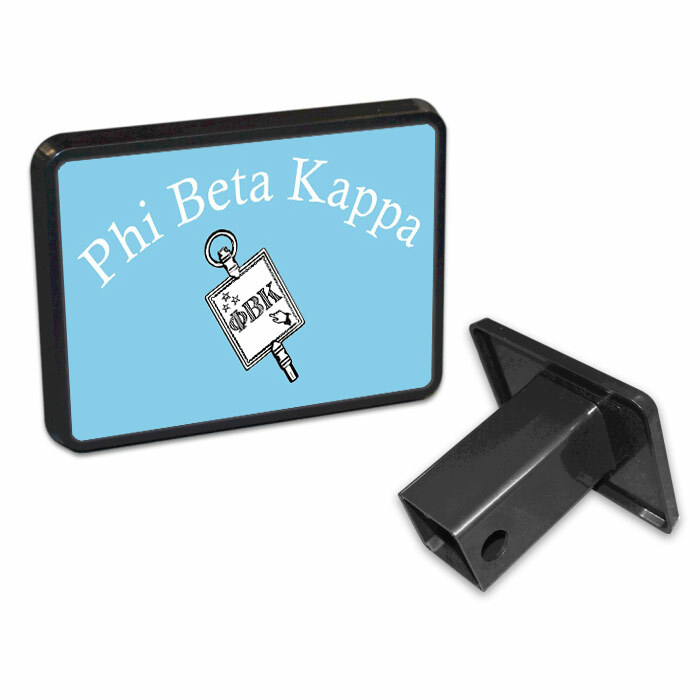 Phi Beta Kappa Flag Trailer Hitch Cover