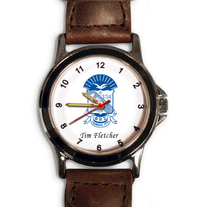 Phi Beta Sigma Admiral Watch
