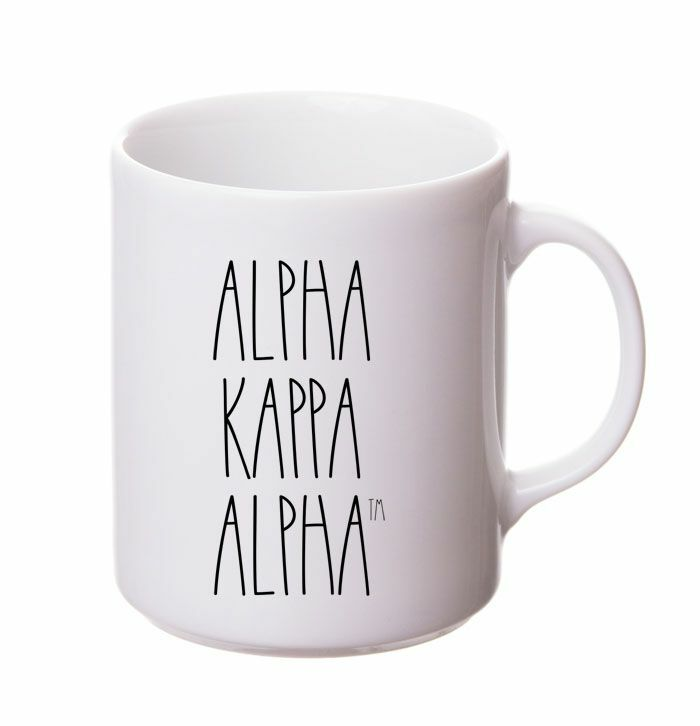 Alpha Kappa Alpha MOD Coffee Mug