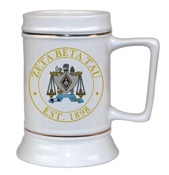 Fraternity Ceramic Steins