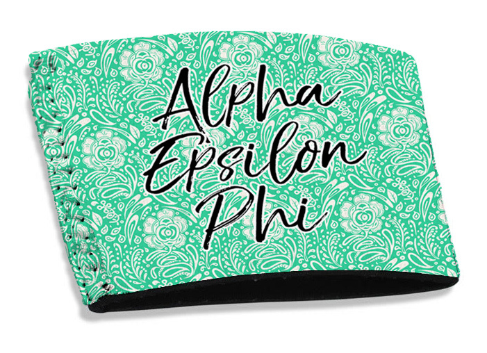 Alpha Epsilon Phi Coffee Sleeve