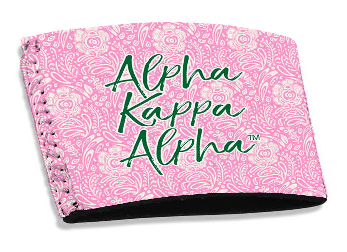 Alpha Kappa Alpha Coffee Sleeve