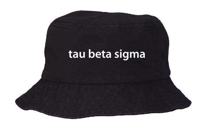 Tau Beta Sigma Bucket Hat