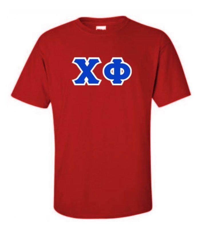 Chi Phi Lettered Shirt