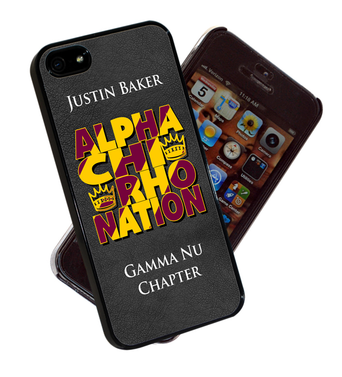 Fraternity Nation Cell Phone Cover