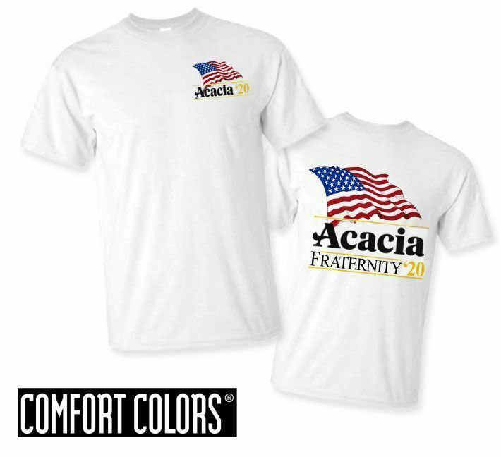 ACACIA Patriot  Limited Edition Tee - Comfort Colors