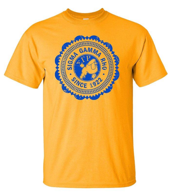 Sigma Gamma Rho Old Seal T-Shirt