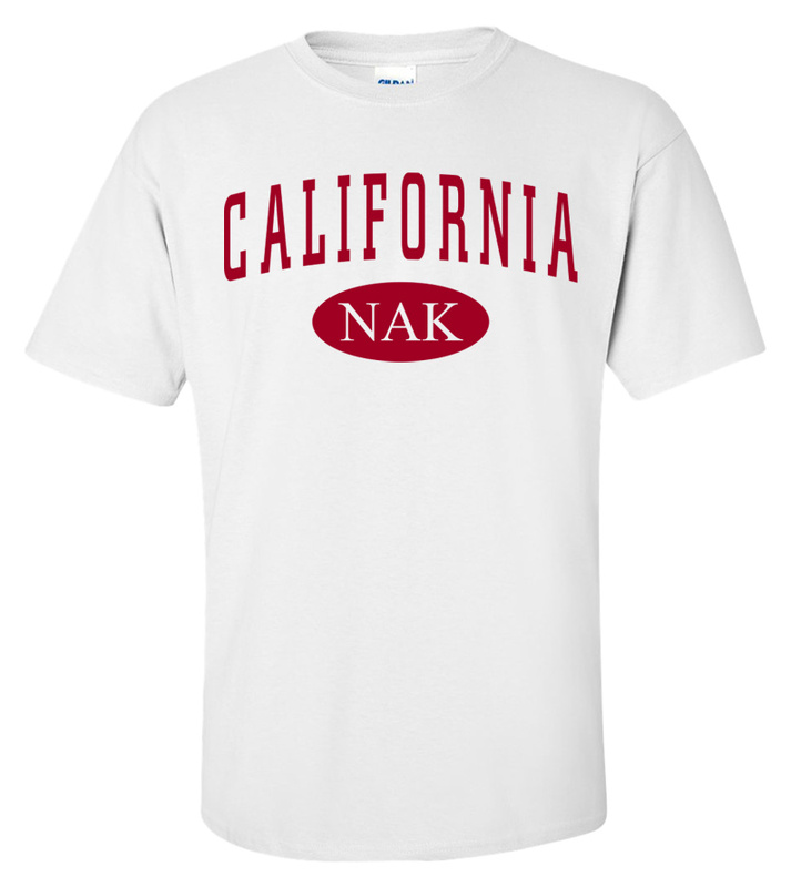 Nu Alpha Kappa State Shirt