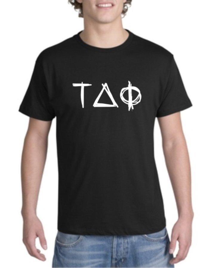Tau Delta Phi Scribble Shirt