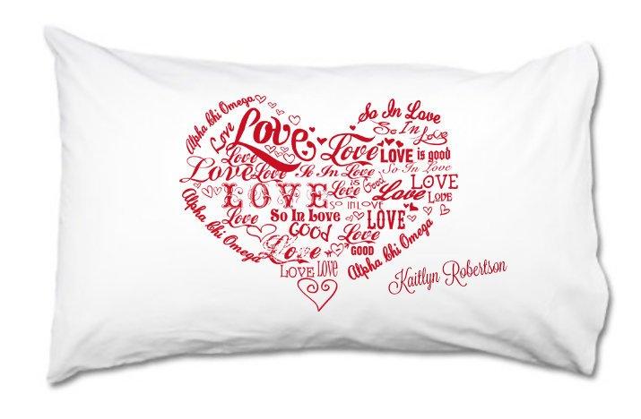 Sorority Pillowcase