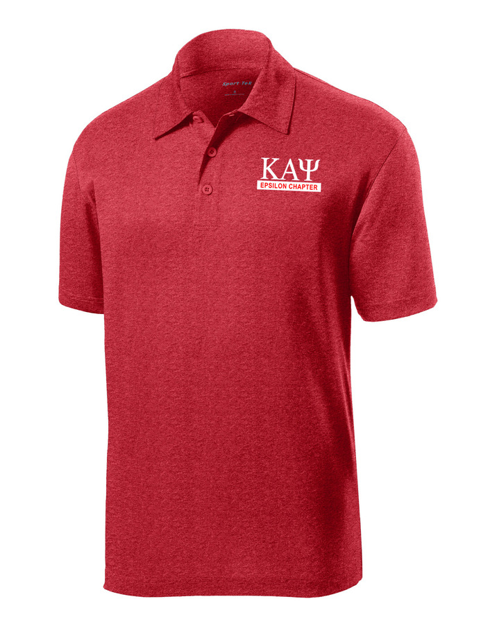 Kappa Alpha Psi- $25 World Famous Greek Contender Polo