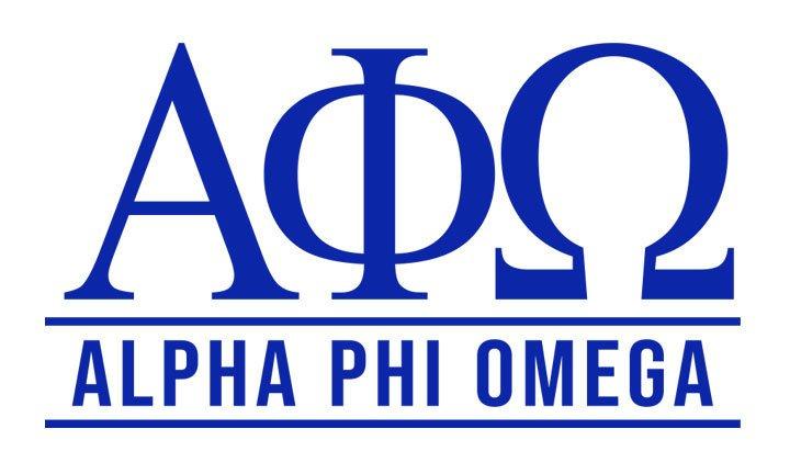Alpha Phi Omega Custom Sticker - Personalized
