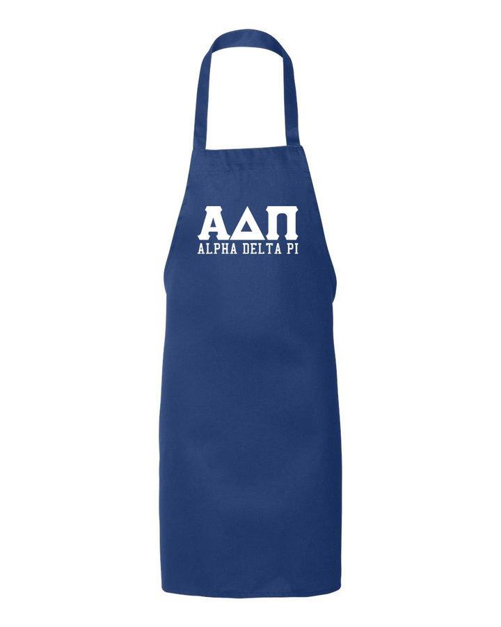 Alpha Delta Pi Large Apron