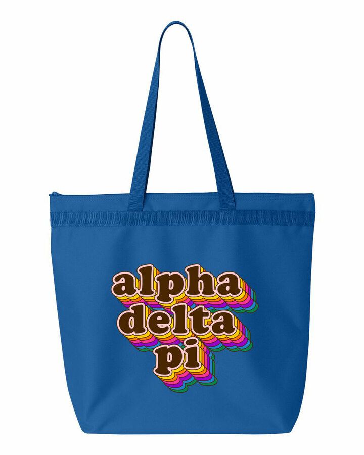 Alpha Delta Pi Maya Tote Bag