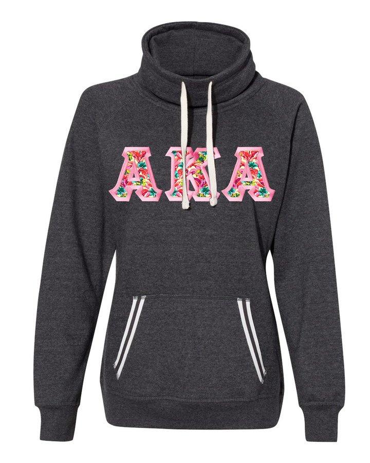 Alpha Kappa Alpha J. America Relay Cowlneck Sweatshirt