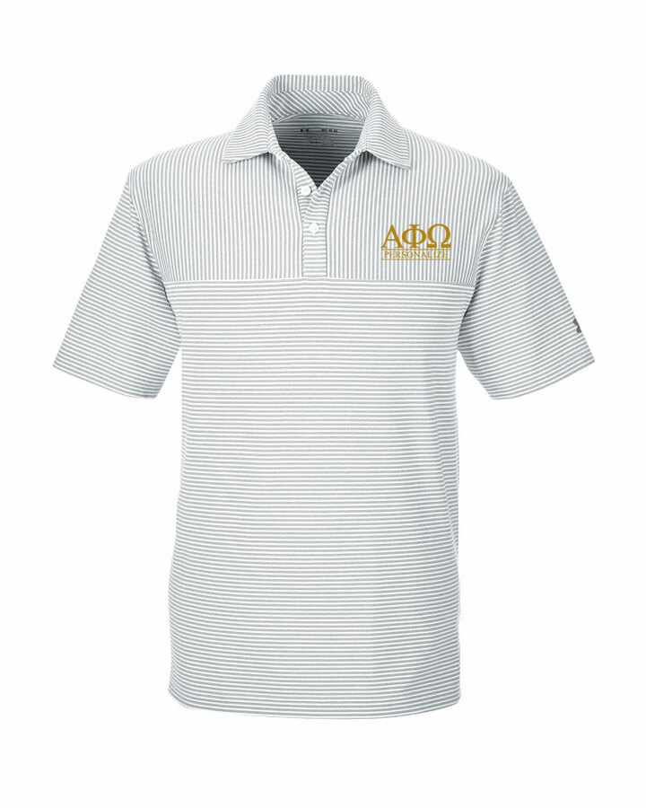 Alpha Phi Omega Under Armour®  Men's Playoff Fraternity Polo