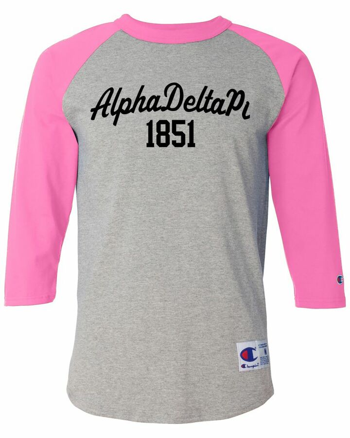 Athletics Raglan