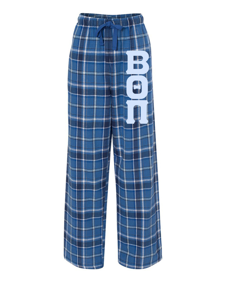 Beta Theta Pi Pajamas Flannel Pant