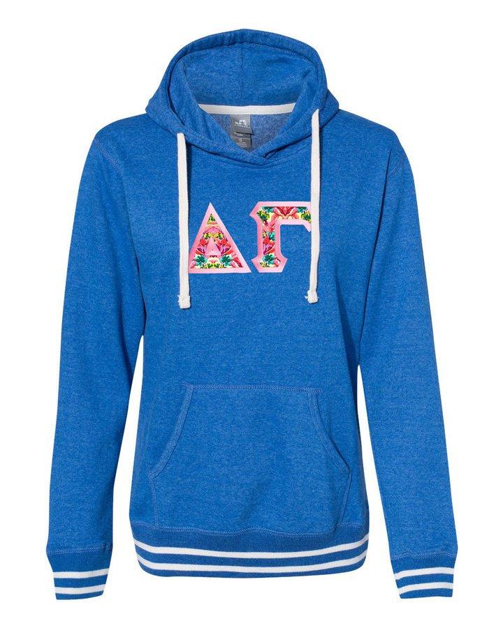 Delta Gamma J. America Relay Hooded Sweatshirt