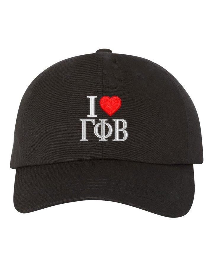 Gamma Phi Beta I Love Hat