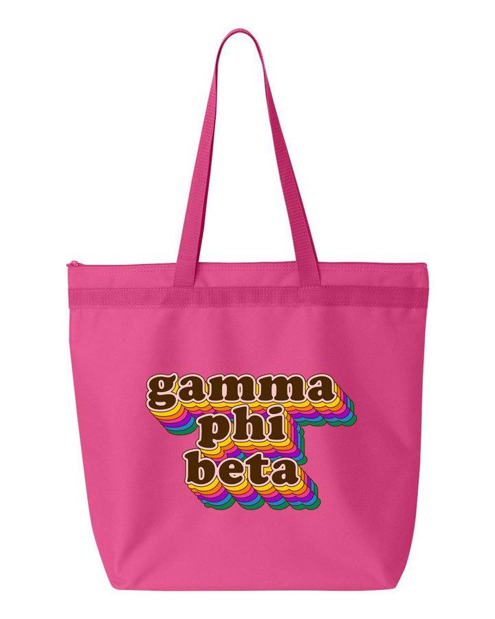 Gamma Phi Beta Maya Tote Bag