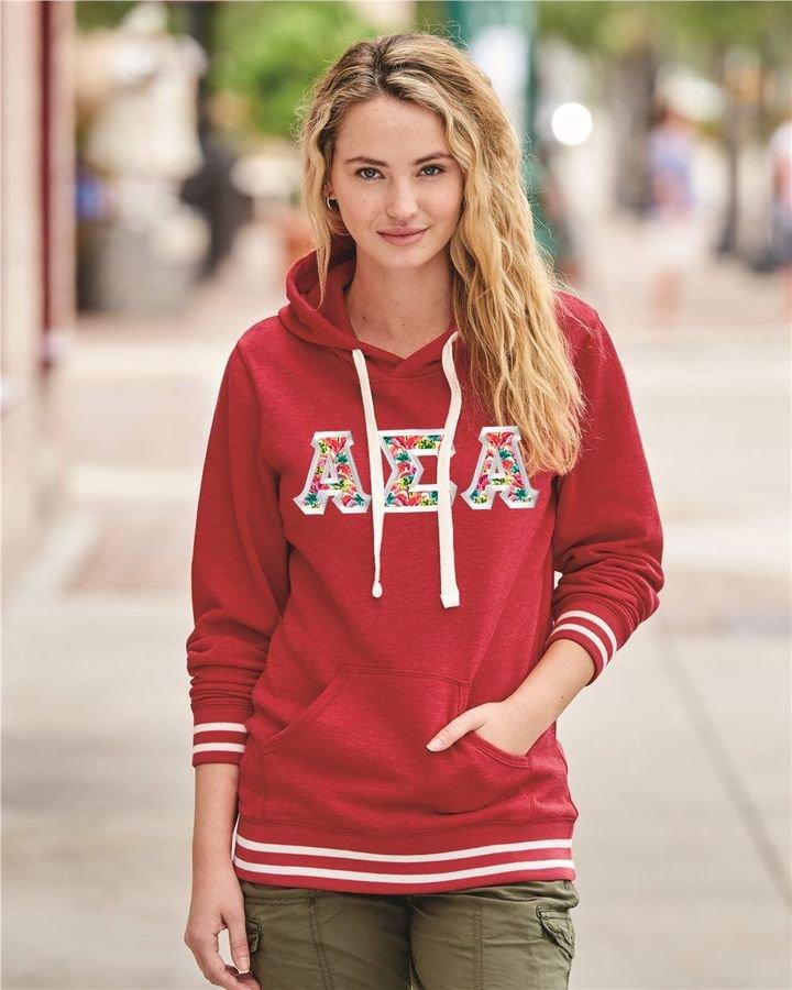 J. America Relay Sorority Hooded Sweatshirt