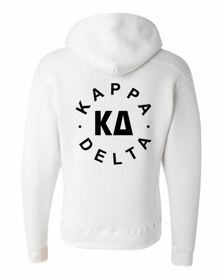 Kappa Delta Circle Hoodie